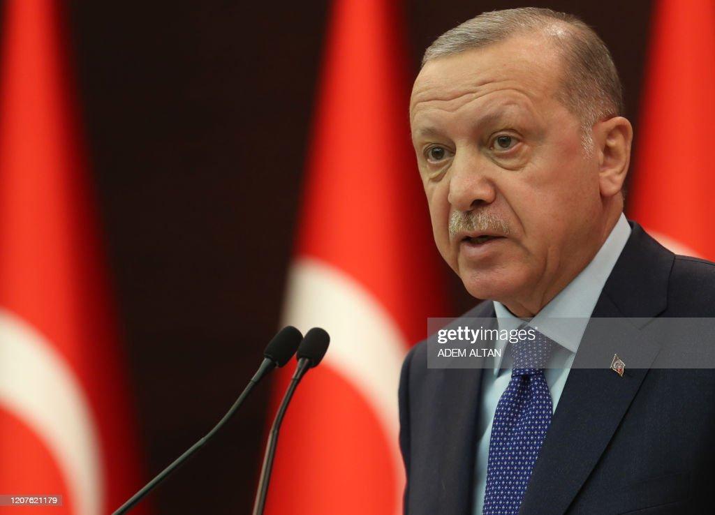 TURKEY-HEALTH-VIRUS : News Photo