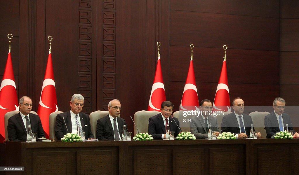 TURKEY-EU-POLITICS : News Photo