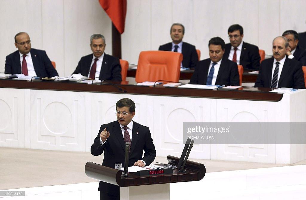 TURKEY-POLITICS : News Photo