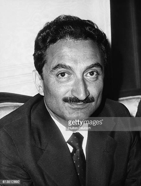 Turkish prime minister Bulent Ecevit 1974