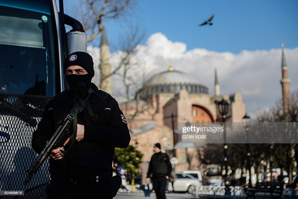 TURKEY-BLAST-SECURITY : News Photo