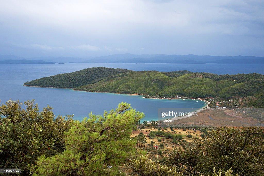 Turkish riviera : Stock Photo