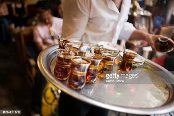 turkish tea - istanbul stock pictures, royalty-free photos & images