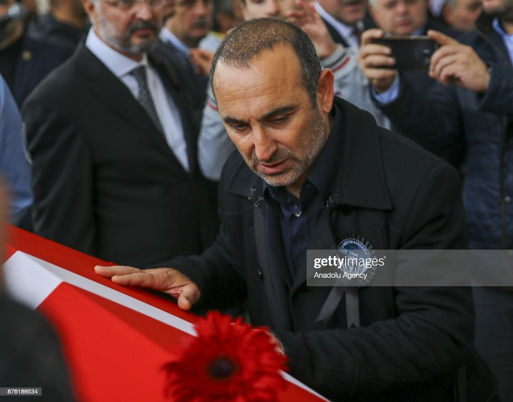 Funeral Ceremony of Turkish weightlifting legend Naim Suleymanoglu : News Photo