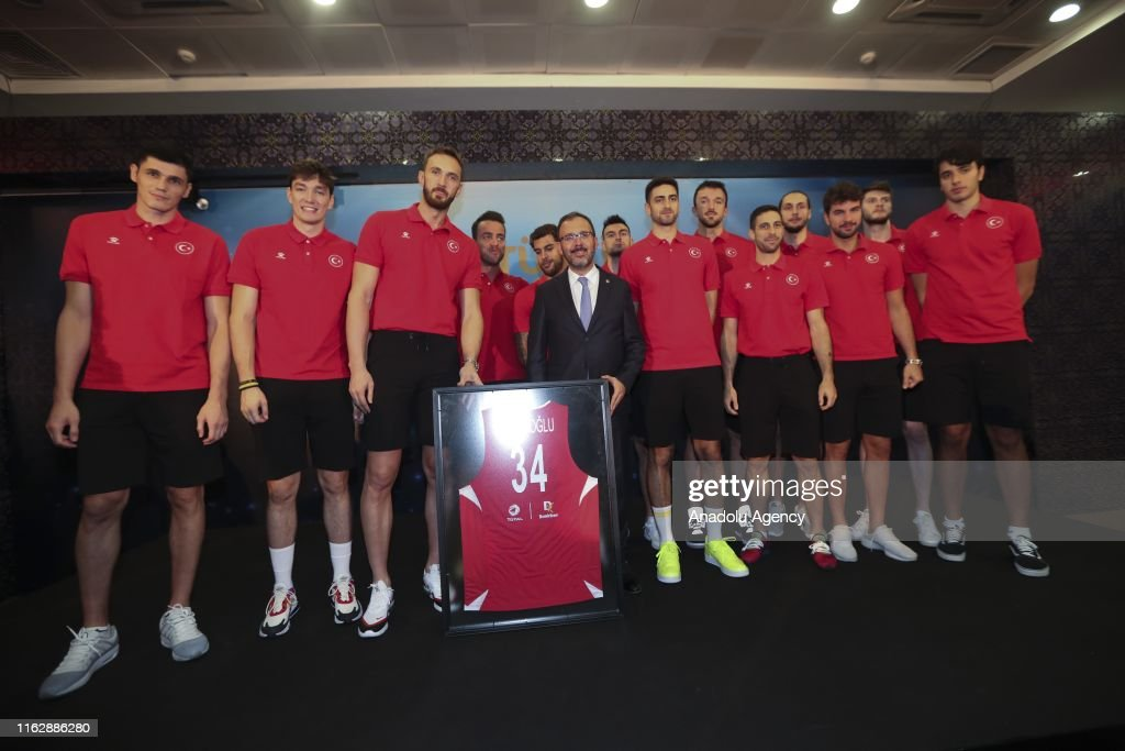 Ahead of 2019 FIBA World Cup : News Photo