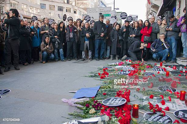 Turkish-Armenian journalist Hrant Dink commemorated seven years after his murder
