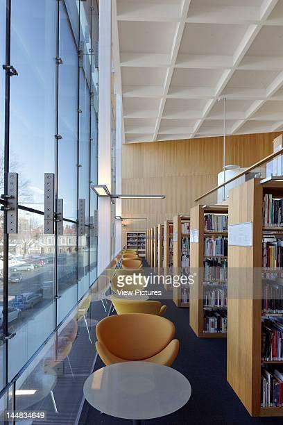 Turku City Library, Linnankatu, Turku, Greater Turku, Finland, Architect: Jkmm Architects Turku Library, Jkmm Architects, Turku Finland Second Floor...
