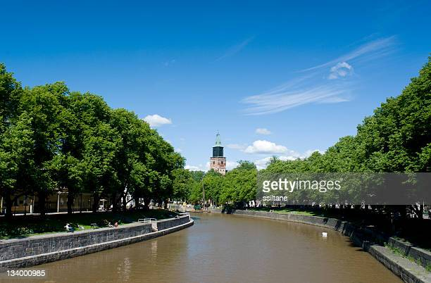 turku finland - turku finland stock photos and pictures