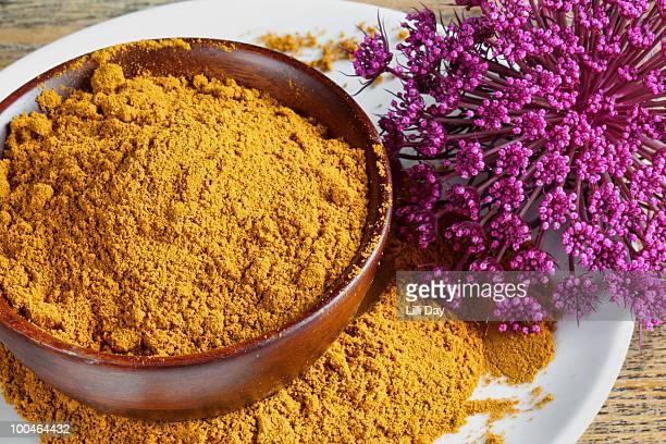 Turmeric or Curry Spice