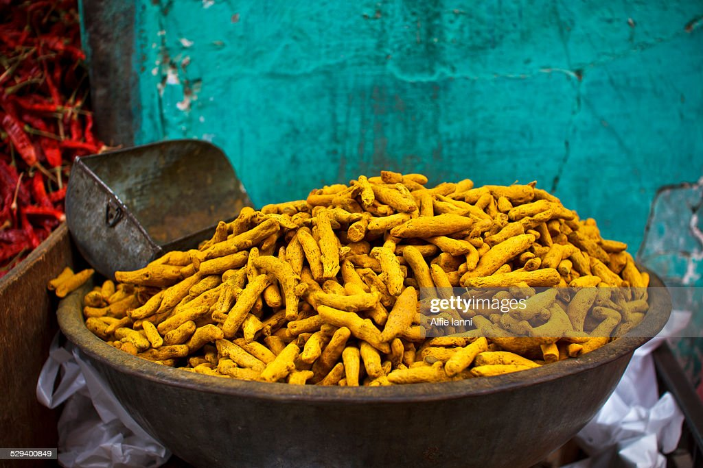 Turmeric : Stock Photo