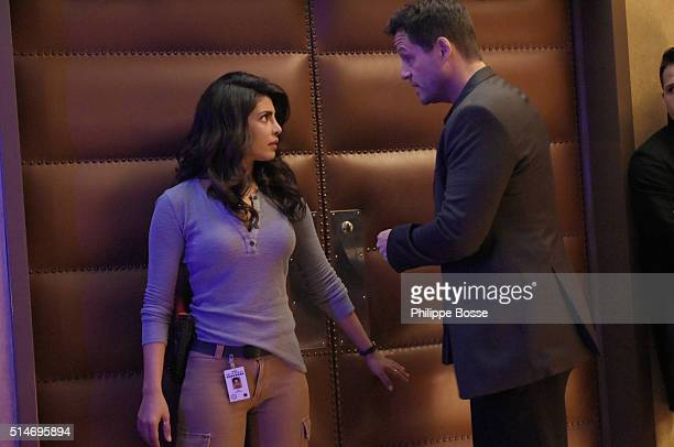 QUANTICO Turn A terror cell tries to infiltrate Quantico forcing Miranda and Liam to pay a deadly price While in the future Alex continues to get...