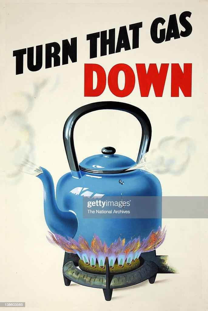 Turn That Gas Down : News Photo
