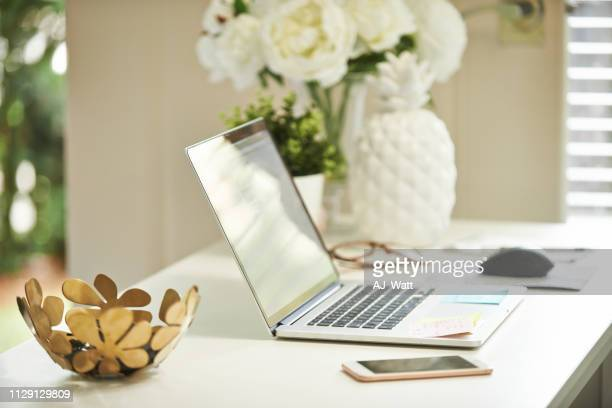 turn on the productivity - neat stock pictures, royalty-free photos & images
