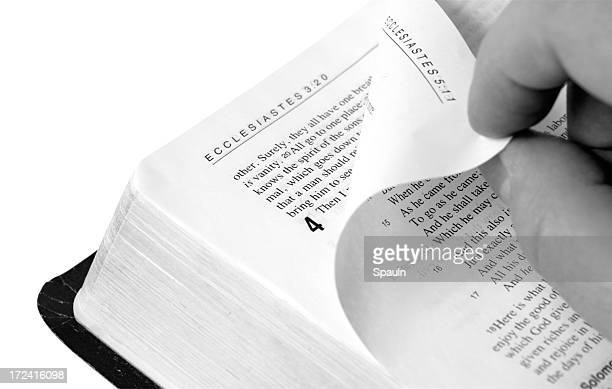 turn the page - old testament stock pictures, royalty-free photos & images