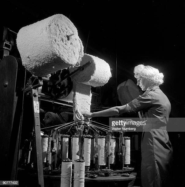 Turner Asbestos Rochdale 1961 Tand N were one of the world's largest asbestos manufacturers and by the 1950s had a virtual monopoly in the UK...