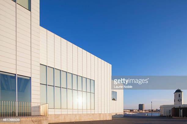 Turner Contemporary building, Margate, Kent
