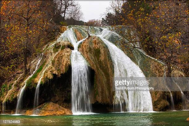 turner falls - オクラホマ州 ストックフォトと画像