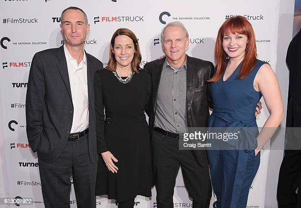 Turner hosted a launch event for its' first subscription streaming service FilmStruck Executives from Turner Turner Classic Movies and the Criterion...