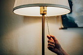 Turning off a lamp