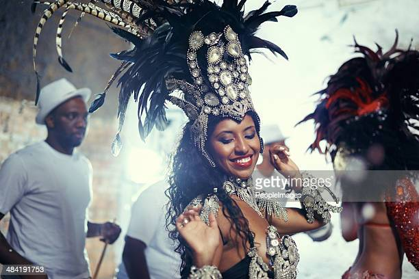 turning sound into seduction - brazilian carnival stock pictures, royalty-free photos & images