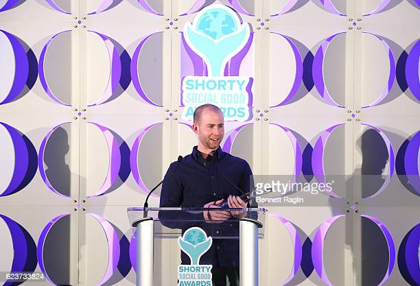 Turning Tables of Cancer receives Best Use of Love Streaming Video award durinf the 1st Annual Shorty Social Good Awards at Apella on November 16...
