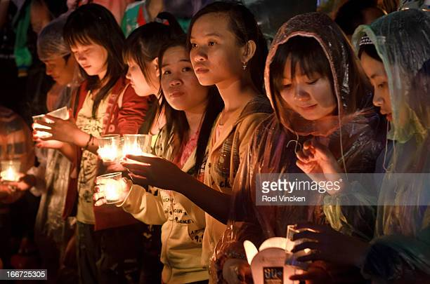 CONTENT] Turning the lights off for 1 hour in Nha Trang for the yearly Earth Hour where lights are dimmed for one hour all over the world