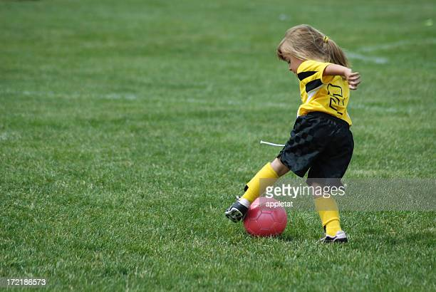 Turning the Soccer Ball