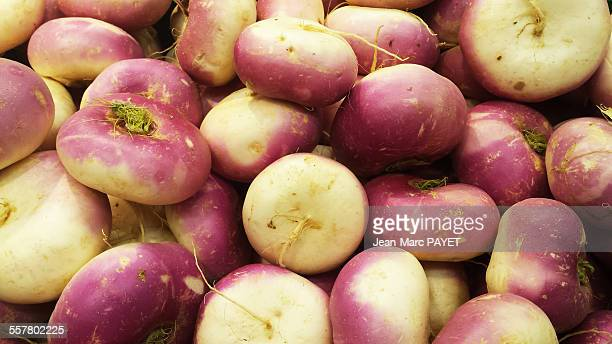 turnips crowded - jean marc payet photos et images de collection