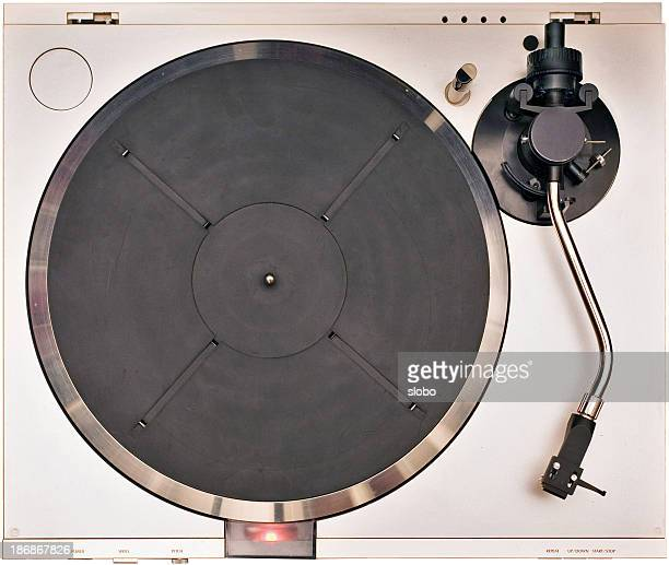 Turntable top