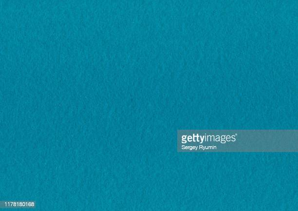 turquoise felt - felt stock pictures, royalty-free photos & images
