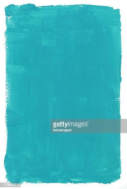Turquoise Gum Frame