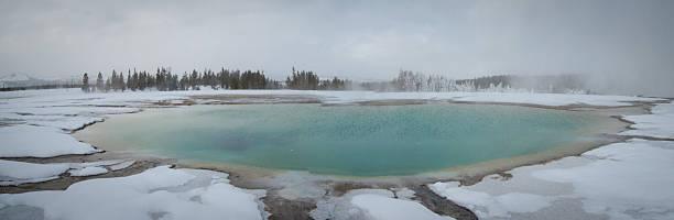 Turquoise Pool, Yellowstone