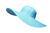 Turquoise Sun Hat