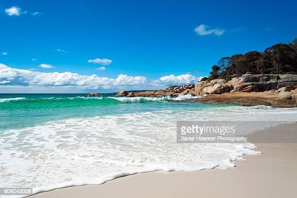 Turquoise wave | Binalong Bay | Tasmania
