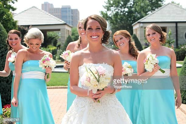 Turquoise Wedding Photos