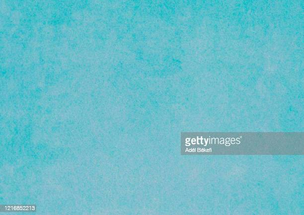 turquoise wood background - 水色 ストックフォトと画像