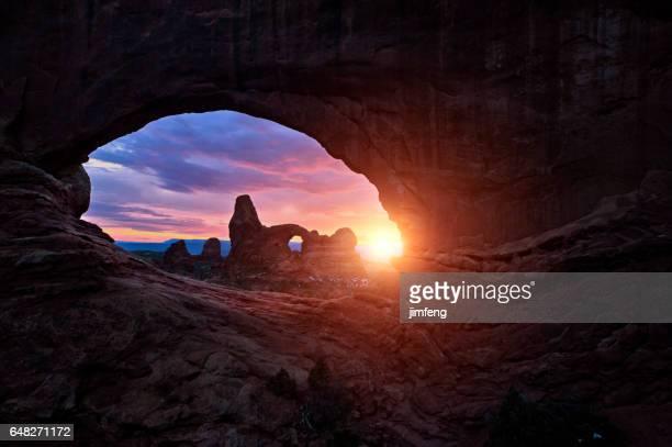 Turret Arch