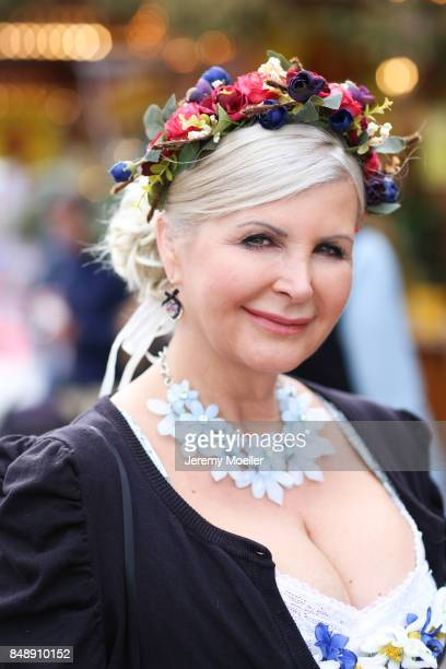 Turski Malgorzata at Theresienwiese on September 17 2017 in Munich Germany