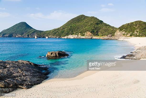 turtle nesting beach - 鹿児島県 ストックフォトと画像
