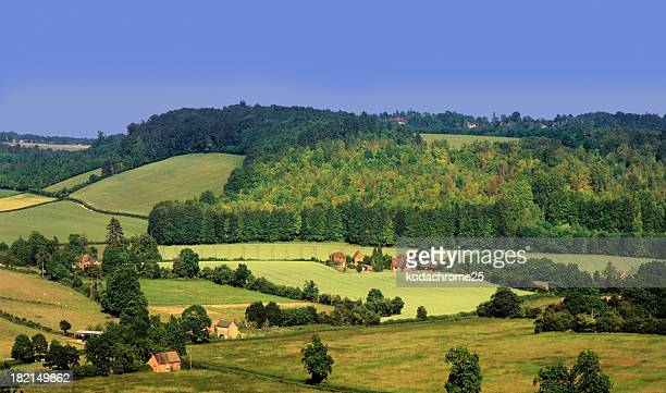 turville - buckinghamshire stock pictures, royalty-free photos & images