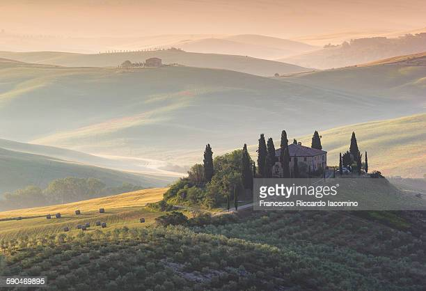 tuscan dreaming - tuscany stock pictures, royalty-free photos & images