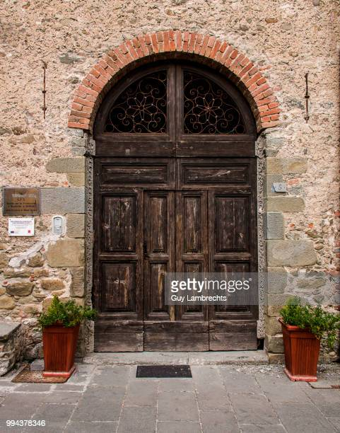 tuscan entrance