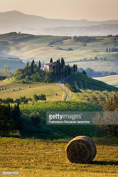 tuscan scenics - tuscany stock pictures, royalty-free photos & images
