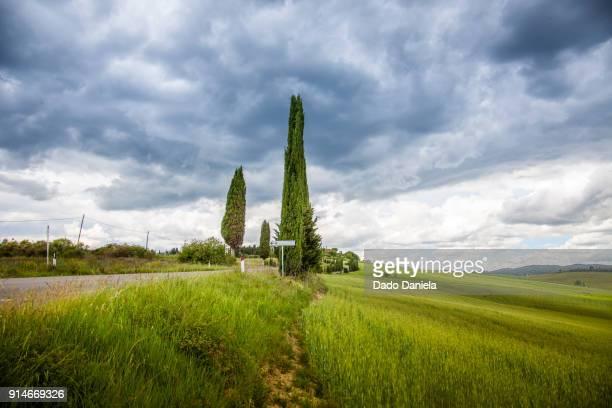Tuscany Clouds