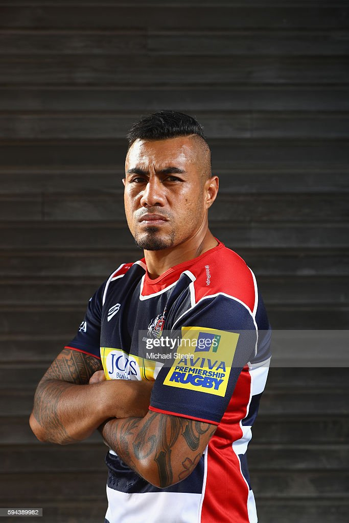 Bristol Rugby Photocall