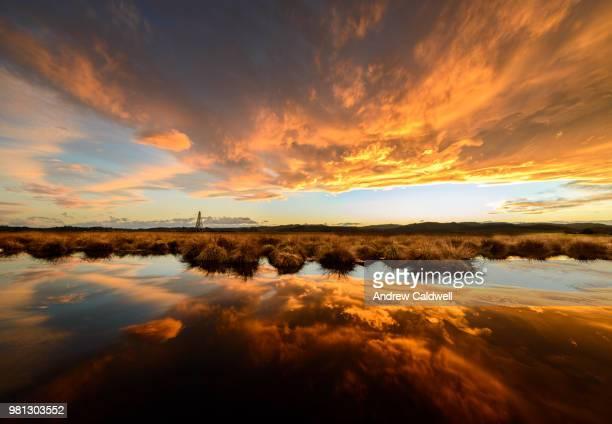 Tussock Tarn Sunset II