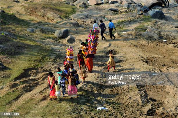 Tusu Parab is a traditional tribal festival of West Bengal It is mostly celebrated in the district in Purulia Bankura and Midnapur This festival is...