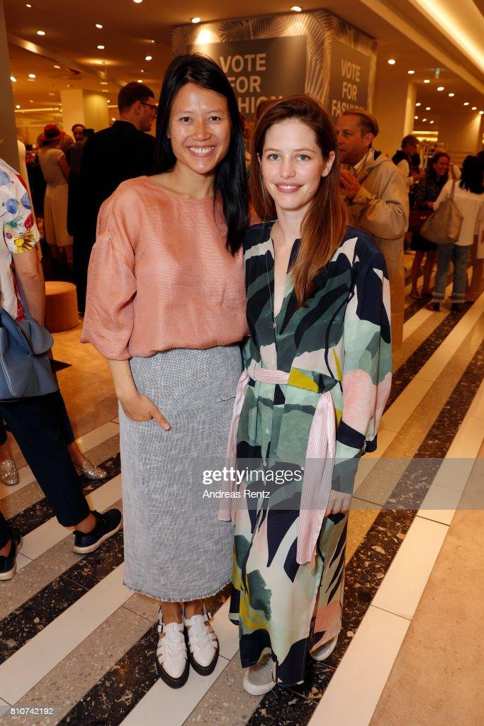 KaDeWe & Vogue Celebrate 'Der Berliner Mode Salon' In Berlin