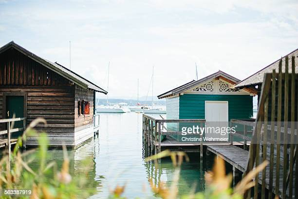 tutzing, starnberger see, germany - starnberg photos et images de collection