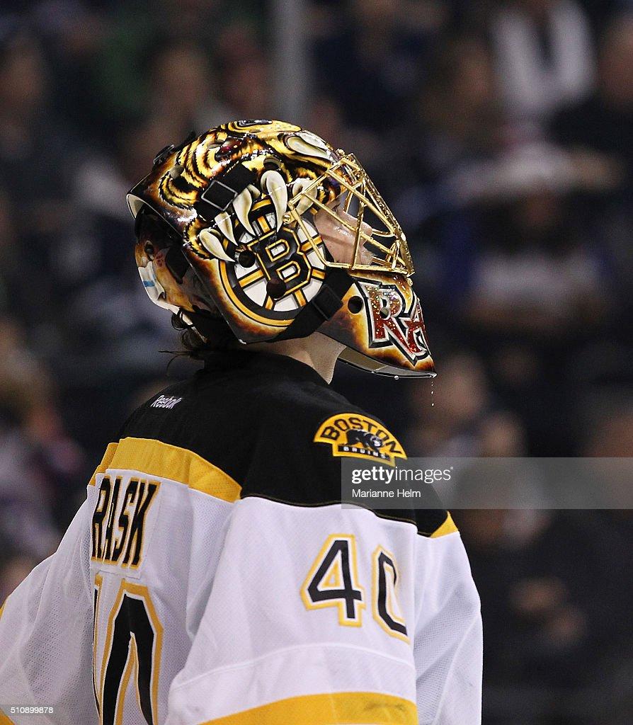 Boston Bruins v Winnipeg Jets : News Photo